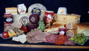Cold meats and cheeses
