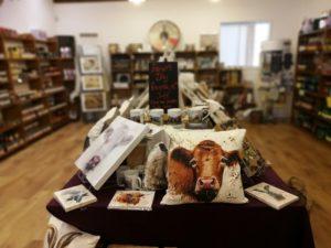 Homewares at Barleymows Farm Shop