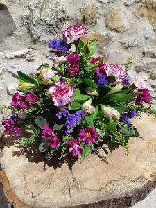 Floral arrangement by Roses of Barleymows